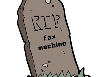 Faxing, it's the new thing and it's fast!